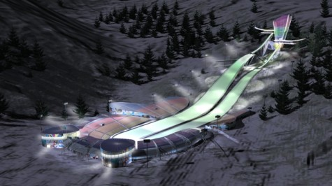 Будующая Олимпийская деревня 5